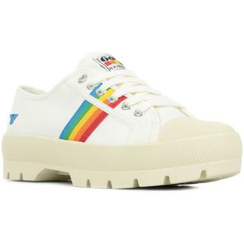 Sapatos Mulher Sapatilhas Gola Coaster Peak Rainbow Branco