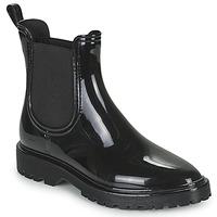 Sapatos Mulher Botas de borracha Be Only INGY Preto