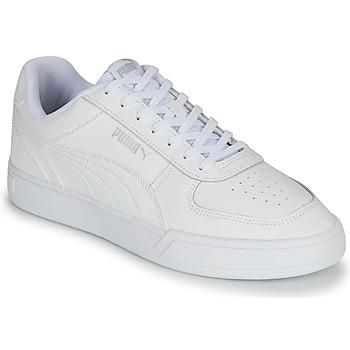 Sapatos Homem Sapatilhas Puma CAVEN Branco