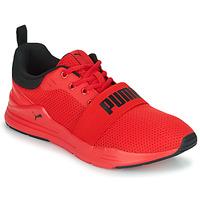 Sapatos Homem Sapatilhas Puma WIRED Vermelho / Preto