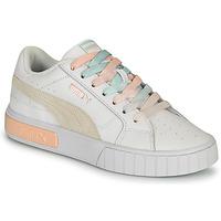 Sapatos Mulher Sapatilhas Puma CALI STAR Branco / Multicolor
