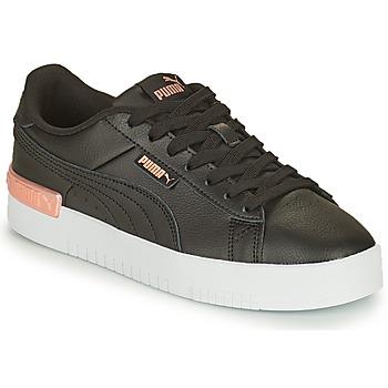 Sapatos Mulher Sapatilhas Puma JADA Preto / Ouro