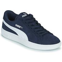 Sapatos Criança Sapatilhas Puma SMASH JR Azul