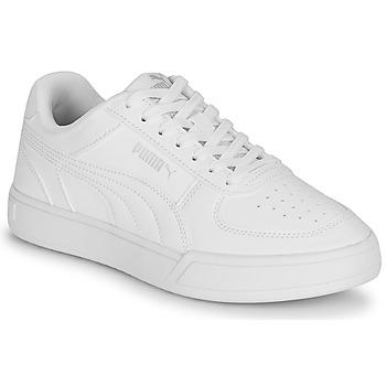Sapatos Criança Sapatilhas Puma CAVEN JR Branco