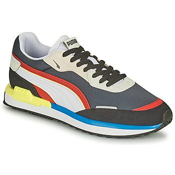Sapatos Homem Sapatilhas Puma CITY RIDER Multicolor
