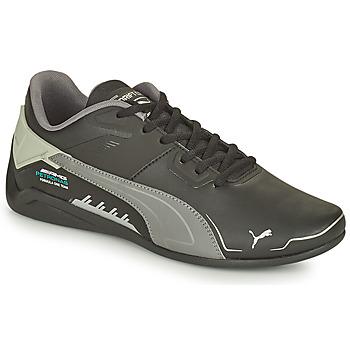 Sapatos Homem Sapatilhas Puma MERCEDES DRIFTCAT Preto / Cinza