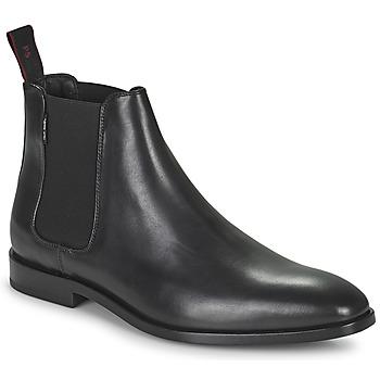 Sapatos Homem Botas baixas Paul Smith GERLAD Preto