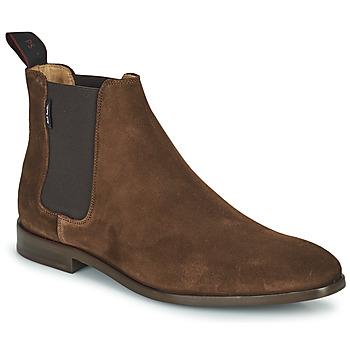 Sapatos Homem Botas baixas Paul Smith GERLAD Castanho