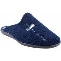 Sapatos Homem Chinelos Ne Les Ir por casa caballero NELES p6-6724 azul Azul