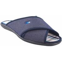 Sapatos Homem Chinelos Ne Les Ir por casa caballero NELES c70-14711 azul Azul