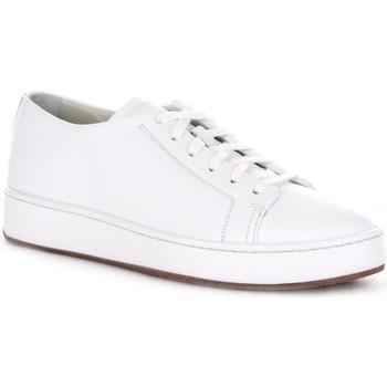 Sapatos Homem Sapatilhas Santoni MBCU21405MIAGUDEI20 Branco