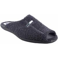 Sapatos Homem Chinelos Ne Les Ir por casa caballero NELES p6-6742 gris Cinza