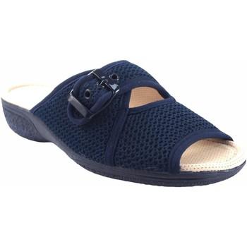 Sapatos Mulher Sandálias Berevere Pés delicados senhora  v 6075 azul Azul