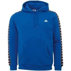 Textil Homem Sweats Kappa Igon Azul