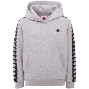 Textil Homem Sweats Kappa Igon Cinzento