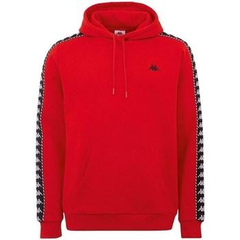 Textil Homem Sweats Kappa Igon Vermelho