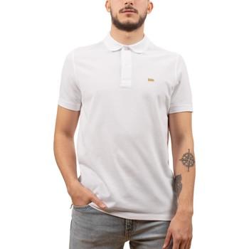 Textil Polos mangas curta Klout  Blanco