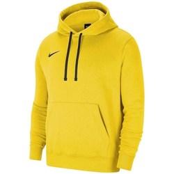 Textil Homem Sweats Nike Team Park 20 Hoodie Amarelo