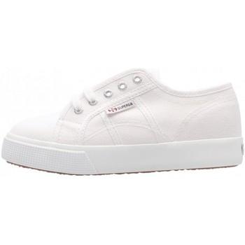 Sapatos Rapariga Sapatilhas Superga S00DDX0 Branco