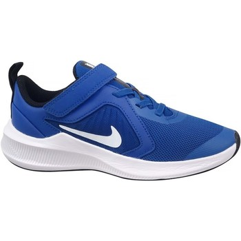 Sapatos Criança Sapatilhas Nike Downshifter 10 Azul