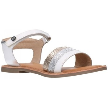 Sapatos Rapariga Sandálias Gioseppo Soulor Niña Blanco blanc