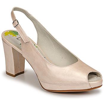 Sapatos Mulher Escarpim Dorking MODALIA Bege