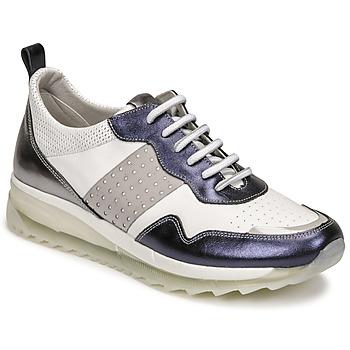 Sapatos Mulher Sapatilhas Dorking VIP Branco