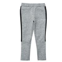 Textil Rapaz Calças de treino Puma EVOSTRIPE PANT Cinza