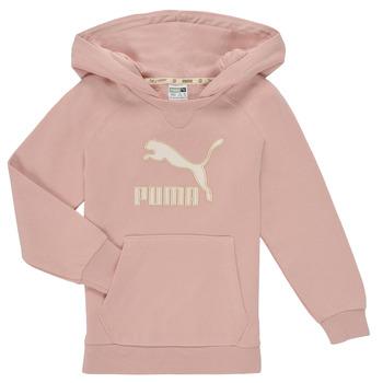 Textil Rapariga Sweats Puma T4C HOODIE Rosa
