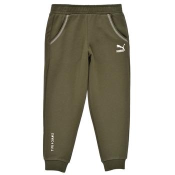 Textil Rapaz Calças de treino Puma T4C SWEATPANT Cáqui
