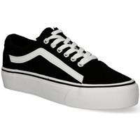 Sapatos Mulher Sapatilhas Luna 55259 preto