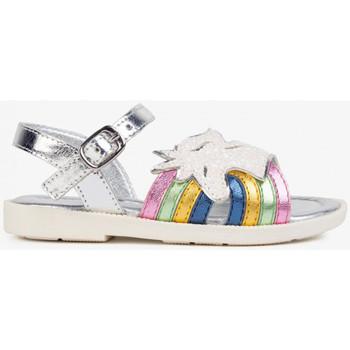 Sapatos Criança Sandálias Conguitos LV1 303 05 Prata