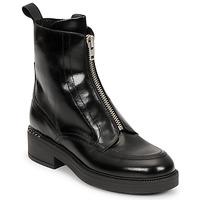 Sapatos Mulher Botas baixas Jonak ARIETTE Preto