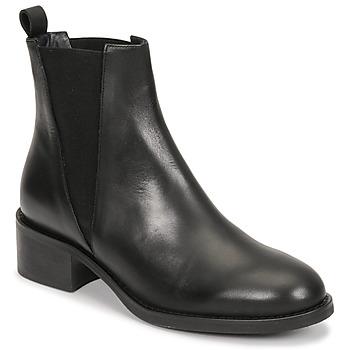 Sapatos Mulher Botas baixas Jonak DODGE Preto