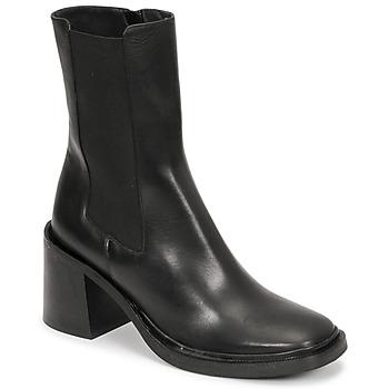Sapatos Mulher Botins Jonak DANUBE Preto