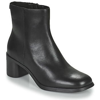 Sapatos Mulher Botins Camper MEDA Preto