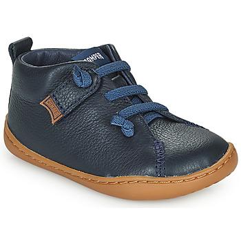 Sapatos Criança Sapatos Camper PEU CAMI Azul
