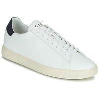 Sapatos Sapatilhas Clae BRADLEY VEGAN Branco / Azul