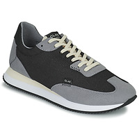 Sapatos Homem Sapatilhas Clae RUNYON Preto / Cinza