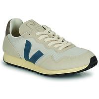 Sapatos Sapatilhas Veja SDU REC Bege / Azul