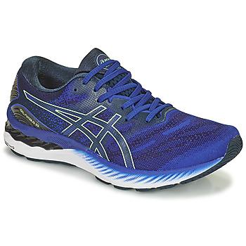 Sapatos Homem Sapatilhas de corrida Asics GEL-NIMBUS 23 Azul