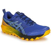 Sapatos Homem Sapatilhas de corrida Asics GEL-Trabuco 9 Azul / Amarelo