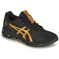 Sapatos Homem Sapatilhas Asics GEL-QUANTUM 360 6 Preto / Ouro