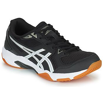 Sapatos Homem Desportos indoor Asics GEL-ROCKET 10 Preto / Branco