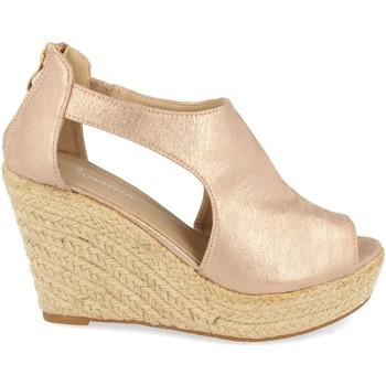 Sapatos Mulher Sandálias Tephani AB-210 Champan
