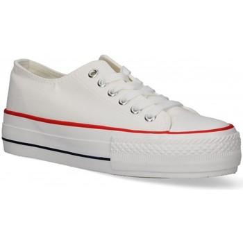 Sapatos Mulher Sapatilhas Luna 55260 branco