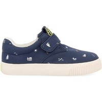 Sapatos Criança Sapatilhas Gioseppo ZAPATILLAS CON VELCRO NIÑOS  MYERS 59606 Azul