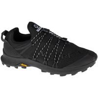 Sapatos Homem Sapatos de caminhada Merrell Long Sky Sewn Noir