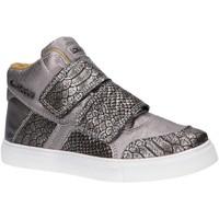Sapatos Rapariga Sapatilhas de cano-alto Lois 83869 Plateado