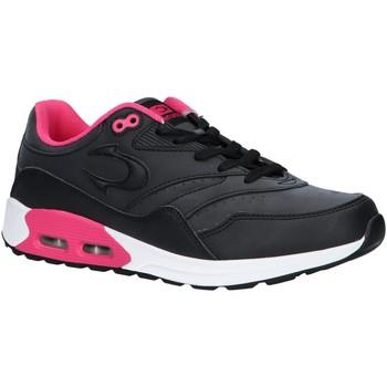 Sapatos Homem Sapatilhas de corrida John Smith RISEN 16I Negro